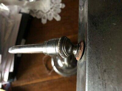 Lampe De Bureau Ancienne Notaire Banquier Art Deco 11
