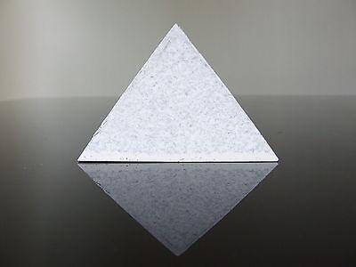 WHITE ORGONE SPIRITUAL Awakening Pyramid Tensor Ring Tesla Coil Boji  Hematite
