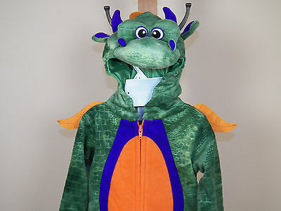 4 of 10 Koala Kids Dragon / Dinosaur Halloween Costume Size 3M 9M 12M **NEW W/ & KOALA KIDS DRAGON / Dinosaur Halloween Costume Size 3M 9M 12M **NEW ...