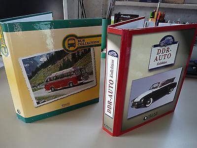 Ordner für Karteien Dinky Toys Atlas Lkw Lkw