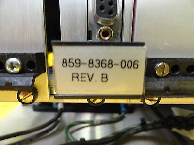 SVG Silicon Valley Group 859-8366-011 Power Supply Assembly ASML Used Working 4