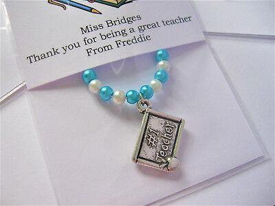 Best Teacher / Thank You Gift / Head Teacher / Teaching Assistant / End of Year 3