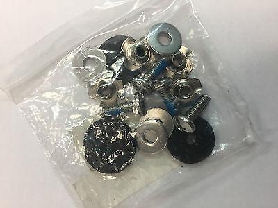 Reebok AP8130 SR Toe Screw Package 4 toe screws toe bridge goalie pad kit
