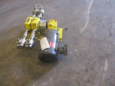 Linc-Milton Roy Pump Cat:cl5023A #8281243H Used 3