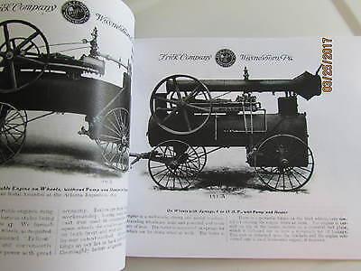 1907 Color Frick Company Machinery Catalog 4