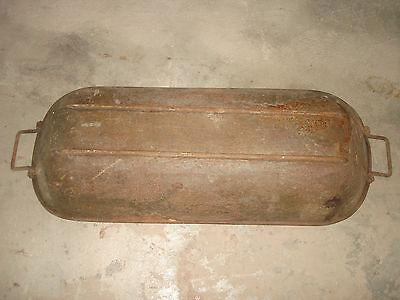 antik alt badewanne Mulde Kinderbadewanne Pferdetränke Fleischmulde Mischmulde 4
