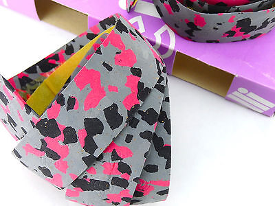 ec0529cb64e ... Cinelli handlebar tape cork vintage grey black pink camouflage Bike NOS  6