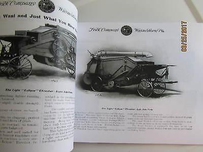 1907 Color Frick Company Machinery Catalog 5
