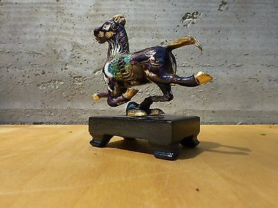 Superb Small closionne figurine of a horse-chinese ca.1970s [Y7-W7-A9] 2