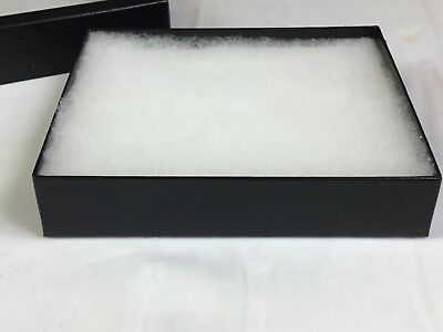 5 Pack of 5 x 6 x 1 1/4 Riker Display Cases for Arrowheads, Jewelry, & More