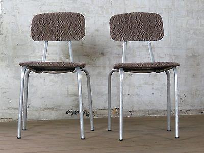 1 / 50 Mid Century Magnificent Kitchen Bar Chair Stuhl Fauteuil Vintage 70s 70er 2