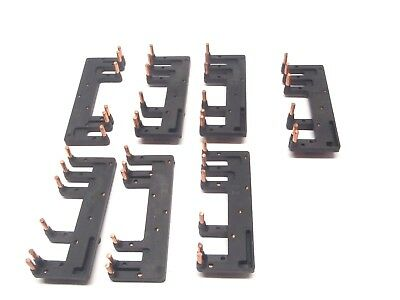 Lot of (7) Generic 6 Pin Comb Type Terminal Jumpers
