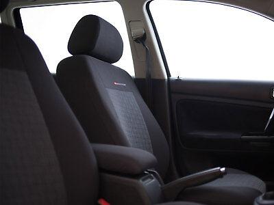 Sitzbezüge Sitzbezug Schonbezüge für Opel Frontera Vordersitze Elegance P1