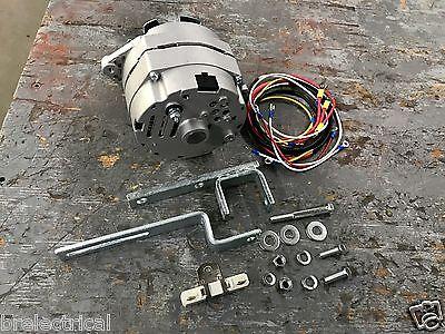 98NAA5825 Alternator Pulley Fits Ford 9N 2N 8N NAA Jubilee Tractor Alt