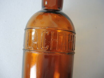 Alte Bierflasche Frankreich Brasserie La Chapelle..!!! 3