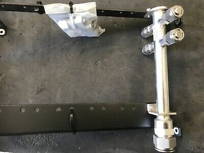 0040-02632; Applied Materials, Manifold Tallcentura Mmf With Mounting Bracket 2