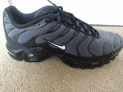 NIKE AIR MAX plus TXT trainers sneakers 647315 019 uk 6 eu 40 us 7 NEW+BOX