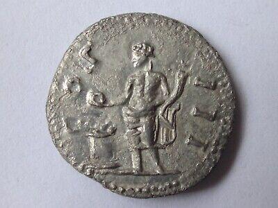 HADRIAN (117-138). Denarius. Uncertain eastern mint.Rare! 2,83 gr/18,5 mm.  1480 5