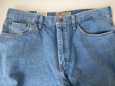 93e969ea MEN'S WRANGLER AUTHENTICS Regular Fit Jean Classic 5-Pocket - $29.80 ...