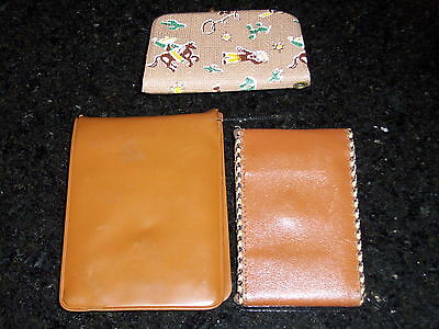 Vintage Coin Purse and Two Vintage Wallets - vintage/wallet/purse/bilfold 4