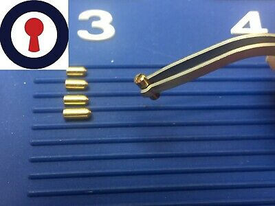*FREE BITS* 1st CLASS P/&P Locksmith Tool for Repinning rim cylinders