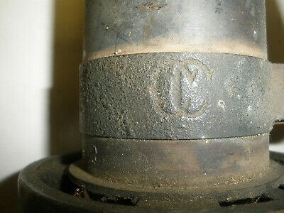 Solid brass Steam Engine Blow Off valve (Crosby?) 2