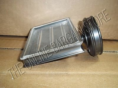 Pottery Barn Classic Bar Soap Dish Holder Accessory Bath Bathroom Antique Bronze 2