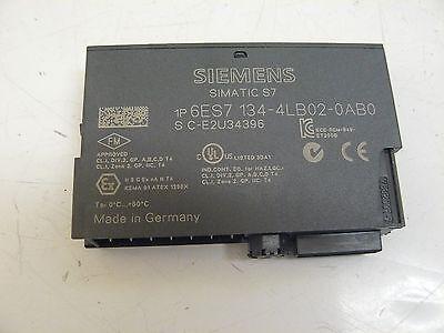 Siemens Simatic S7 6ES7134-4LB02-0AB0 Analogeingabe 6ES7 134-4LB02-0AB0 Top