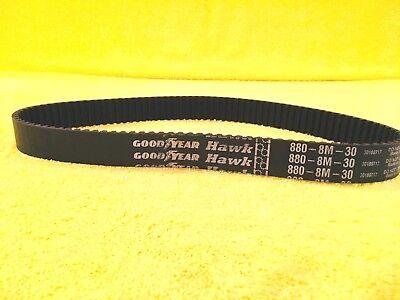 NEW GoodYear 800-8M-30 Timing Belt 8008M30