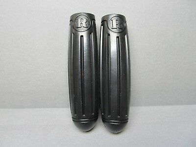 """VINTAGE ANTIQUE BICYCLE TRICYCLE 5//8/"""" X 4 9//16/"""" HANDLEBAR BAR HAND GRIPS new"""