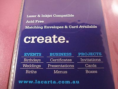 2 x 10pk A4 Premium 120gsm Card Paper Fuschia Craft DIY FREE POSTAGE
