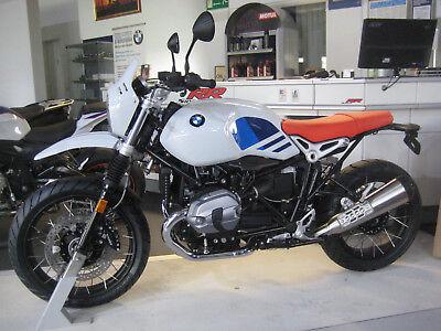 BMW RnineT Scrambler Motorrad Heber Montage Garage Ständer neu center lifter new