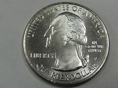 2019 P - Lowell National Historical Park Quarter Dollar 2