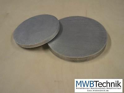 MwSt 2x Aluminium Stange Ø 18x285 lang mit M5 Alu Rundmaterial Rundstange Inkl