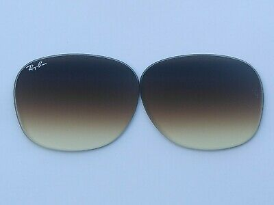 3507 3816 51mm size Gray Replacement lenses for Clubmaster RB3016 3716 2176
