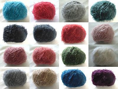 - 50 g // ca 95 m Wolle 63 VISÓN HARMONY von Katia