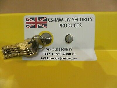 Ford Transit Van Anti-Theft Car Pedal box Lock For Other Vehicles Message Me 3