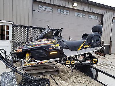 02 Ski Doo Skidoo Mxz 700 01 00 600 500 Tach Tachometer Gauge Rpm Engine Speed 59 00 Picclick