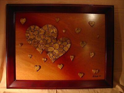 ''Gefunden '' ,, Found ''  Wood Art