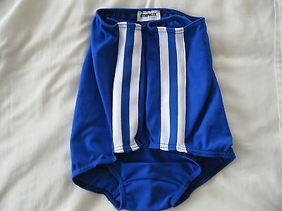 Ladies GYMPHLEX Athletics Royal Blue School Gym Shorts XXL UK size 16-20 BNIB 5