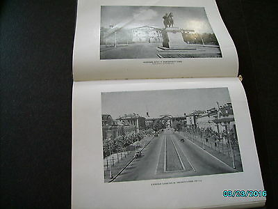 Rare  Russia 1953 Architecture Of Leningrad , Huge Illustrated Book 6