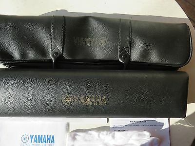 2019 new YAMAHA flute YFL - 211s hard with in Beautiful box 5