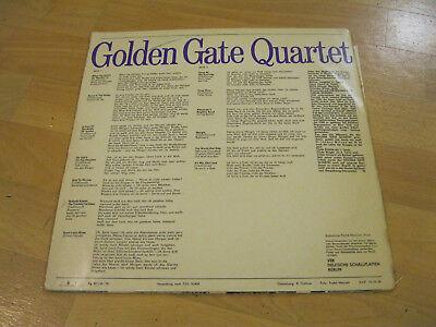 LP Golden Gate Quartet Same Deep River Vinyl Schallplatte AMIGA DDR 8 55 064 2