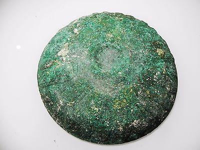 Zurqieh - Holy Land- Persian Occupation. Bronze Bowl. 5Th - 4Th Cent. B.c 5