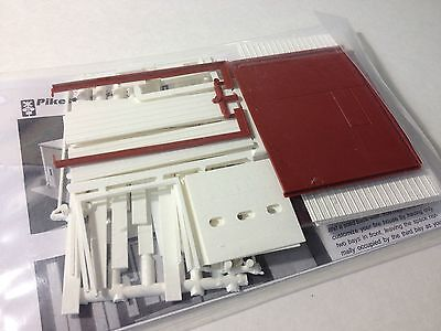 Pikestuff HO Scale 541-0142 Red Extension Kit NEW