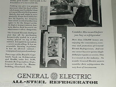 ge top zer refrigerator best refrigerator  1929 ge refrigerator adver monitor top fridge general