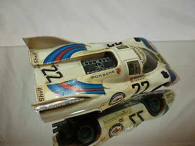 PORSCHE 917K winner 1971 Marko Martini BR15D 1//43 BRUMM 24 heures du Mans