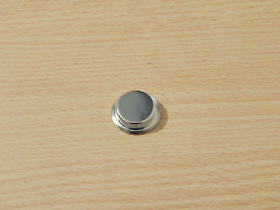 Hoosier Cabinet Finger Pull Nickel Plated for Tambour Door