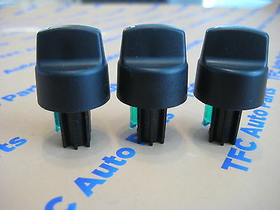 4 Ford Econoline Van Explorer Ranger Heater AC Knob OEM New Genuine Ford