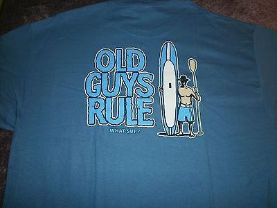 3 OLD GUYS RULE SURF SURFING SURFBOARD LONGBOARD FIN  BEACH STICKER SET